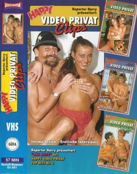 Happy Video Privat Clips 1 - Auschnitte der letzten sieben Jahre (1991/DVDRip)