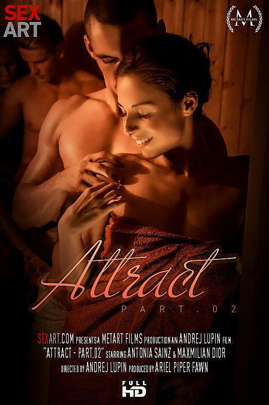 Antonia Sainz - Attract Part 2 (SexArt/MetArt)