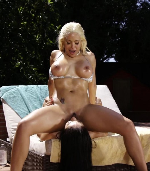 Lea Lexis, Luna Star - Hot Outdoor Pussy Licking With Lea Lexis And Luna Star (2017/ThirdMovies/Ztod/HD)