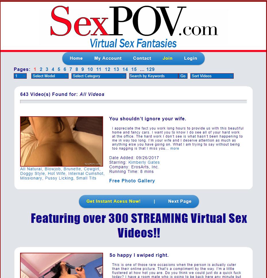 sexpov videos