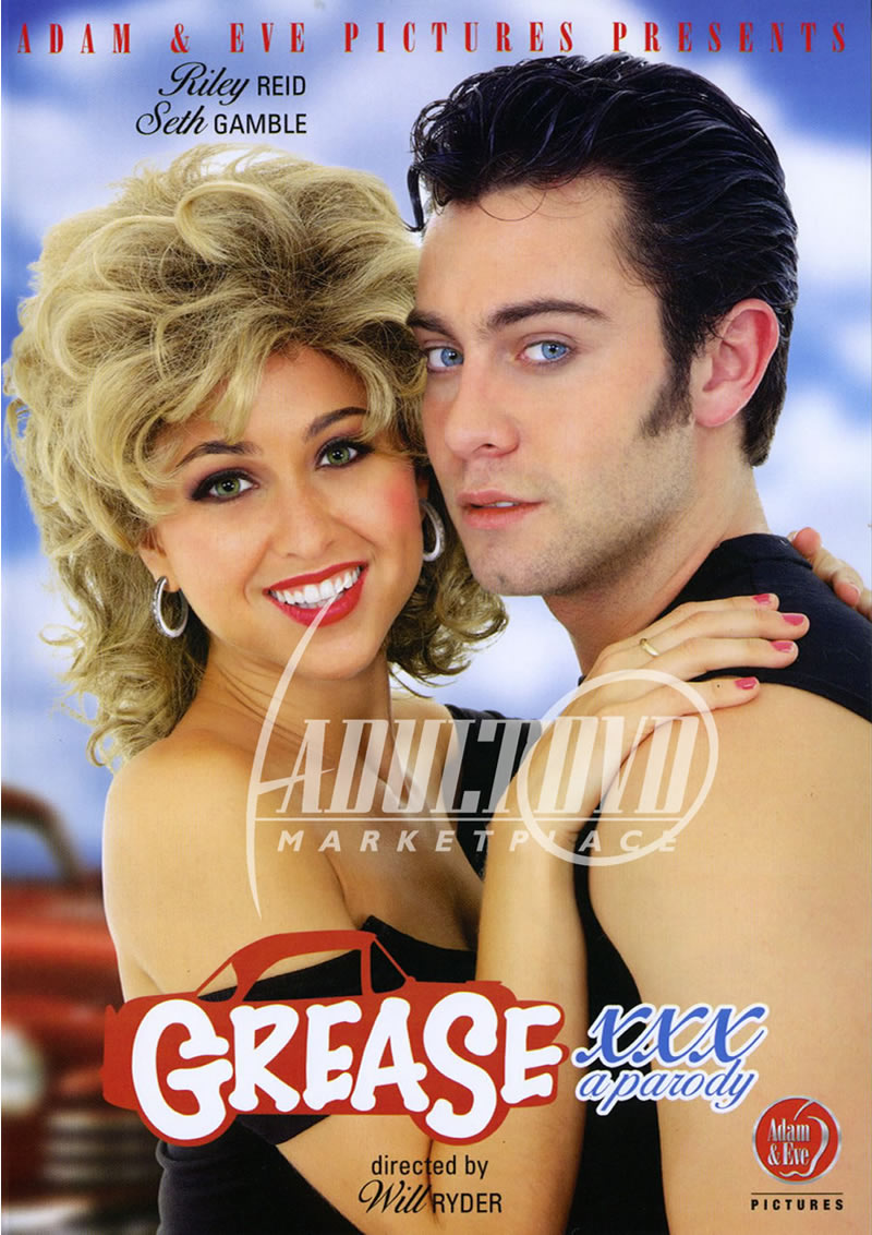 Grease XXXA Parody