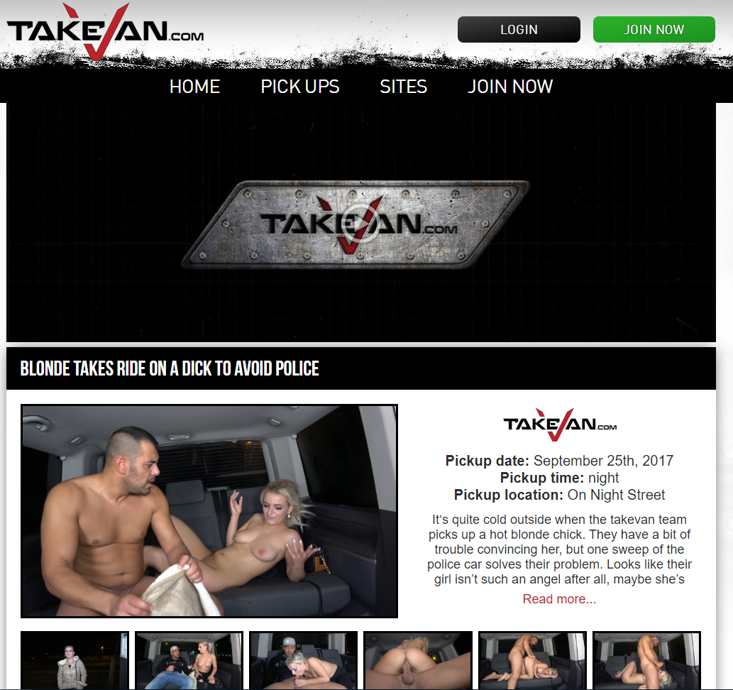 takevan bdsm video