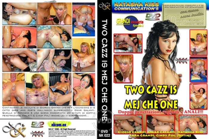 Grandi Inculate 2 Two Cazz Is Mej Che One