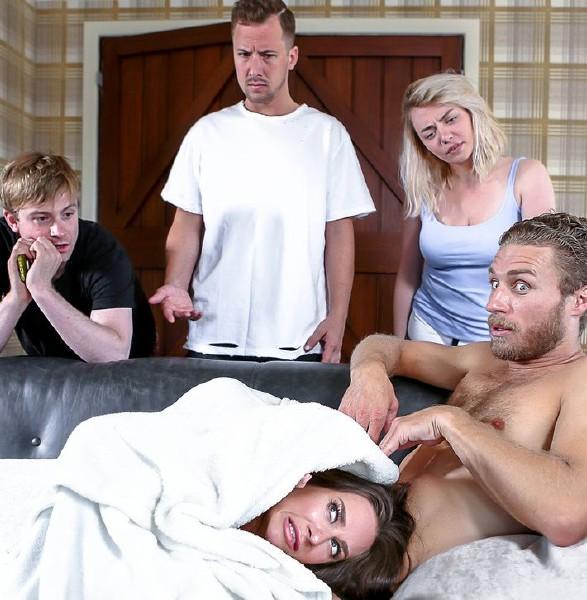 Cassidy Klein - How I Fucked Your Mother: A DP XXX Parody Episode 5 (2017/Digitalplayground/1080p)