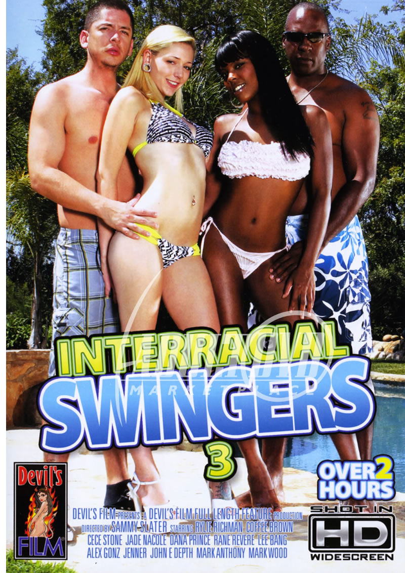 Interracial Swingers #3