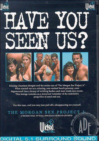 Morgan Sex Project 3