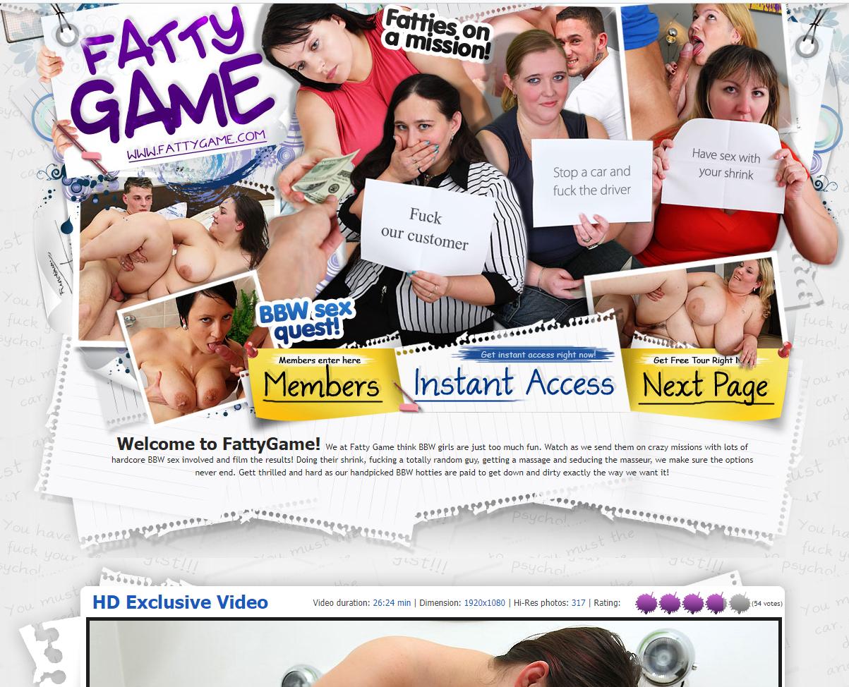 Fatty Game Full Videos