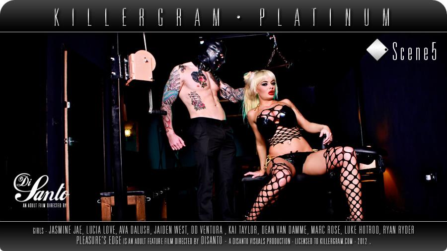 Jaiden West - Pleasures Edge (DaringSex/KillerGram)
