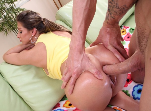 Rachel Roxxx - Rachel ass gets rocked (MrAnal/BangBros/HD)