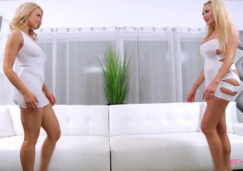Anikka Albrite, Summer Brielle - Anal Sex Threesome (ArchangelVideo)