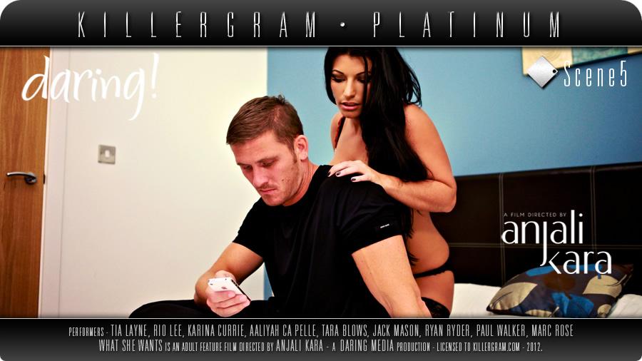 Tara Blows - What She Wants (DaringSex/Killergram)