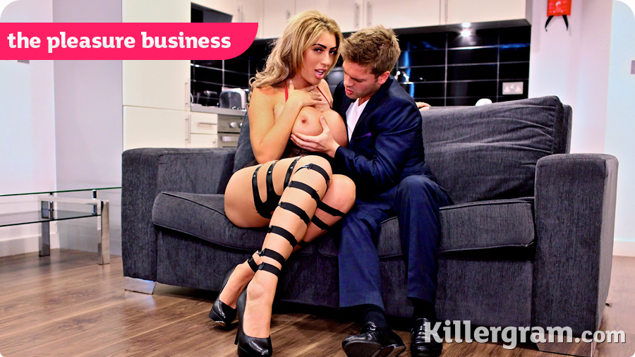 Ava Koxxx - The Pleasure Business (ThePleasure/KillerGram)