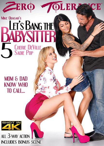 Lets Bang The Babysitter 5 (2017/WEBRip/SD)