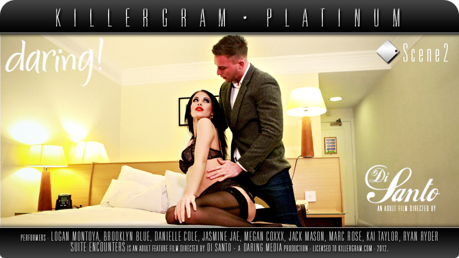Megan Coxxx - Suite Encounters (DaringSex/Killergram)