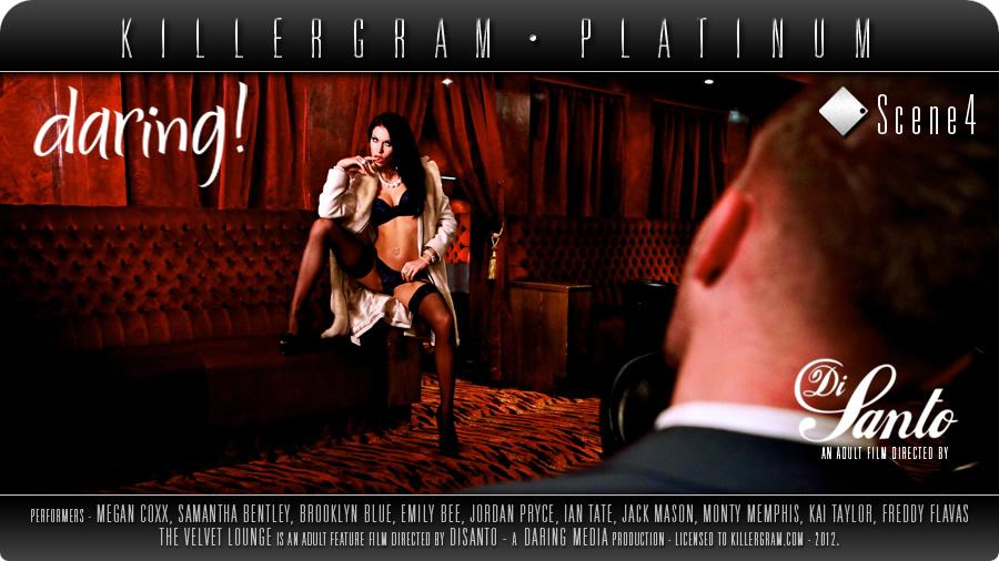 Megan Coxxx - The Velvet Lounge (Daring/Killergram)