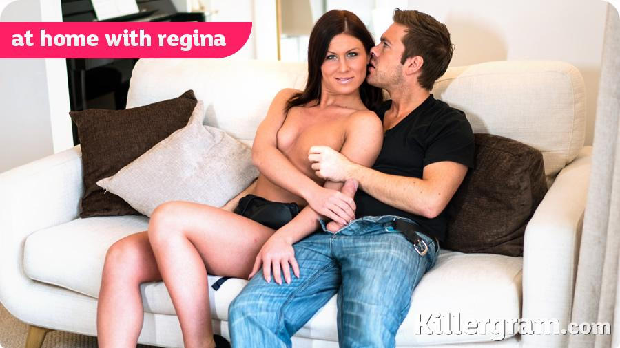 Regina Crystal - At Home With Regina (Killergram)
