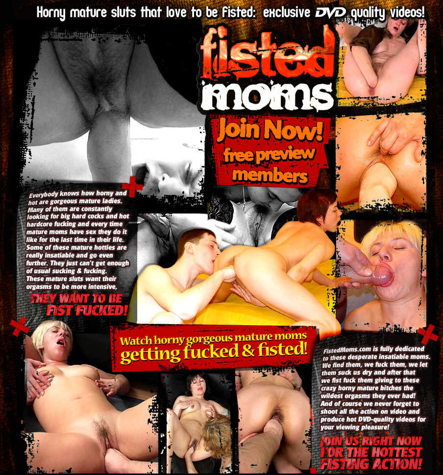 FistedMoms.com – SITERIP Videos K2s