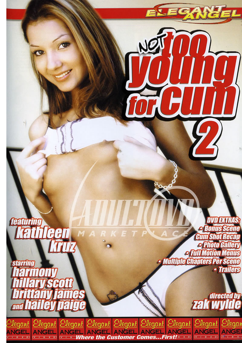 Not Too Young For Cum 2 (ELEGANT ANGEL)