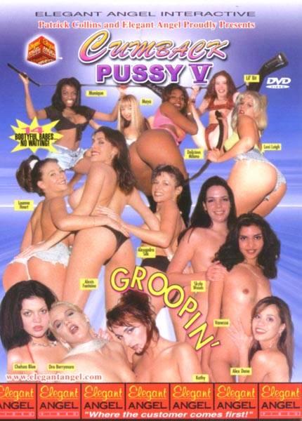 Cumback Pussy 5 (1996/DVDRip)