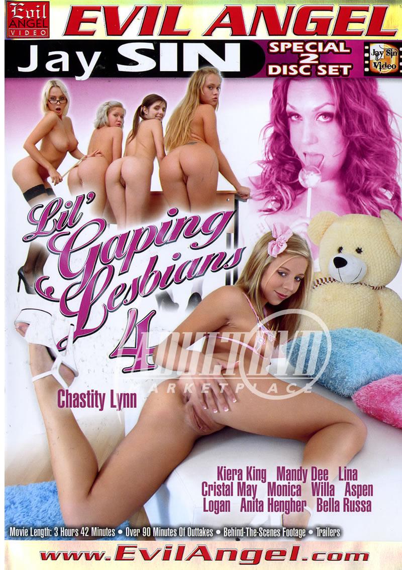 Lil Gaping Lesbian 4