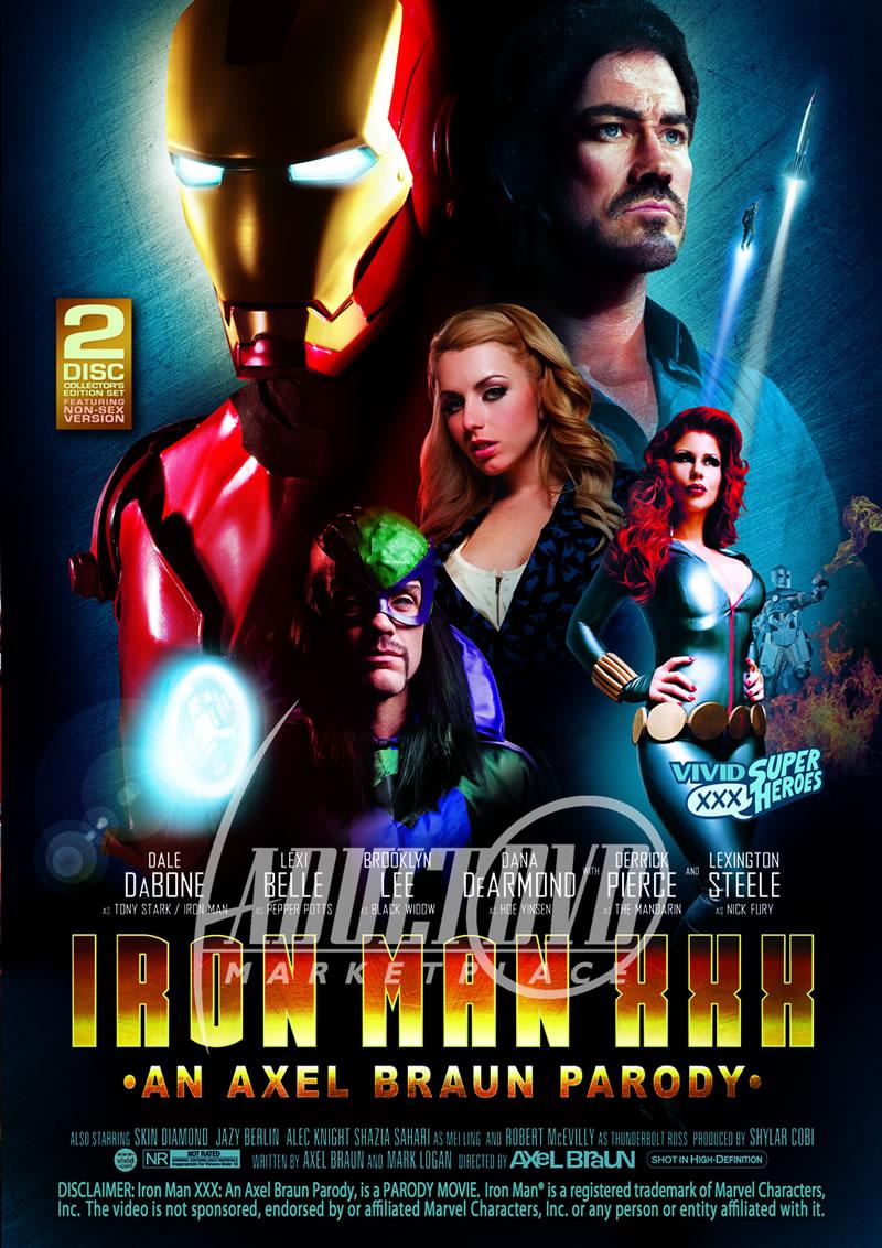 Iron Man XXXAn Axel Braun Parody