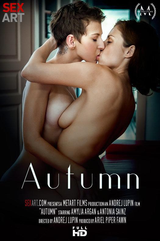 Antonia Sainz, Emylia Argan - Autumn (SexArt/MetArt)