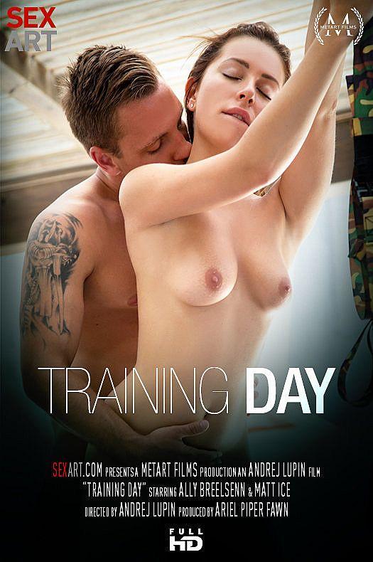 Ally Breelsen - Training Day (SexArt/MetArt)