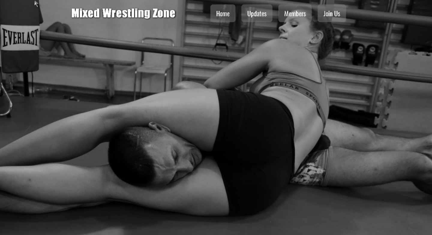 Mixedwrestlingzone SiteRip