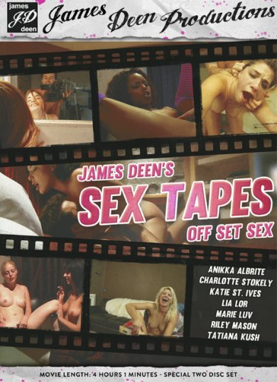 James Deens Sex Tapes Off Set Sex