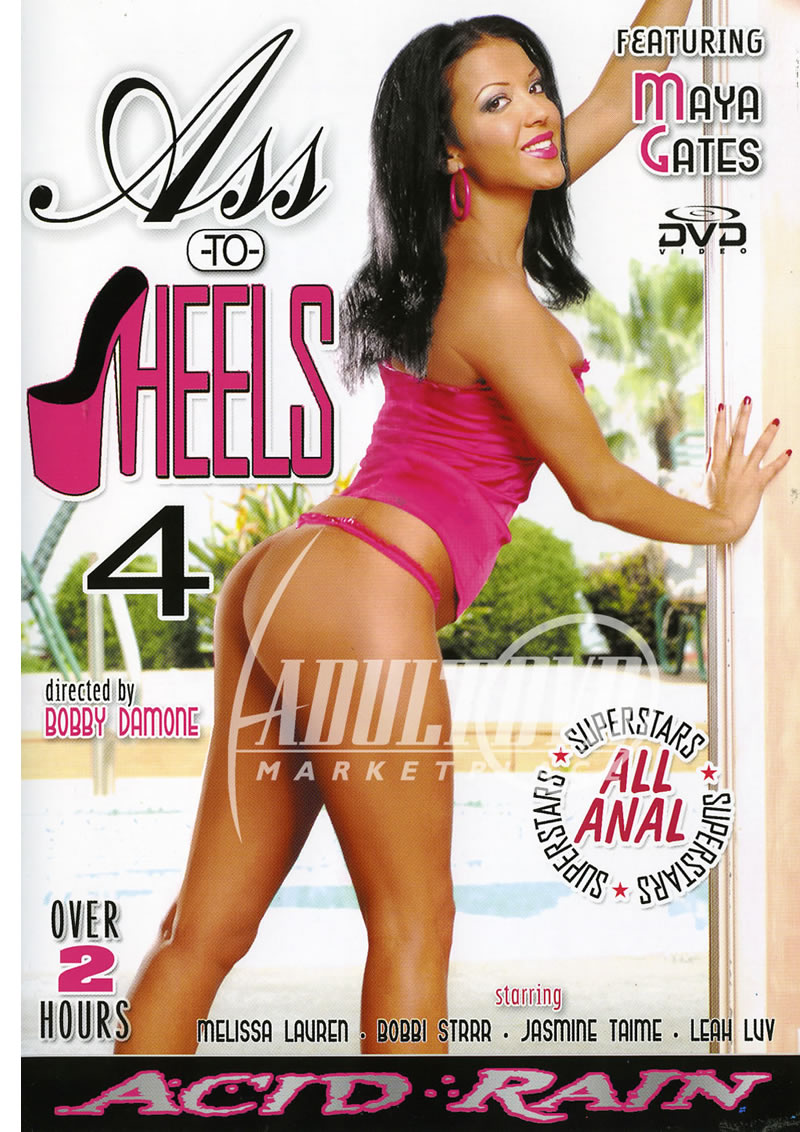Ass To Heels 4