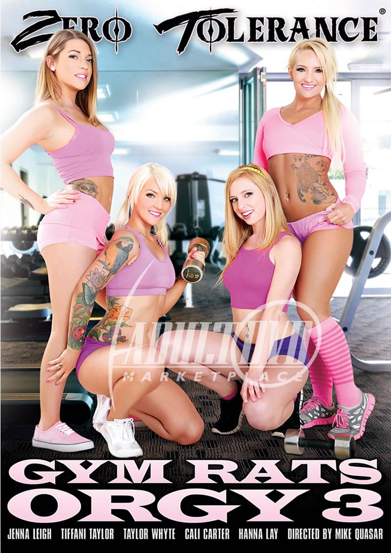 Gym Rats Orgy 3