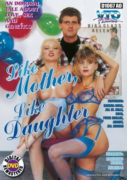 Like Mother Like Daughter (1990/DVDRip)