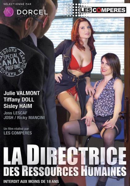 La Directrice Des Ressourses Humaines – The Human Ressources Director (2017/WEBRip/FullHD)