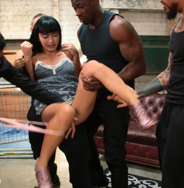 Marica Hase - Mail Order Bride Gets Gang Banged On Delivery (BoundGangBangs com/Kink com/2017/SD)