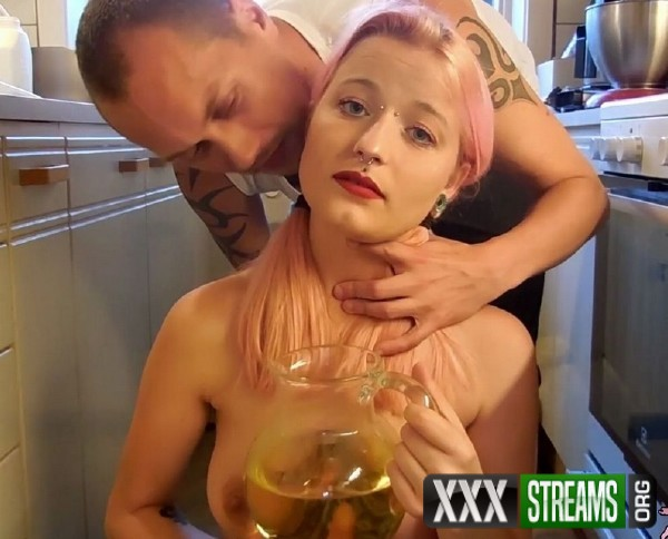 Pervie Pixie - Panties And A Pitcher (2017/ZHPervyPixie/1080p)