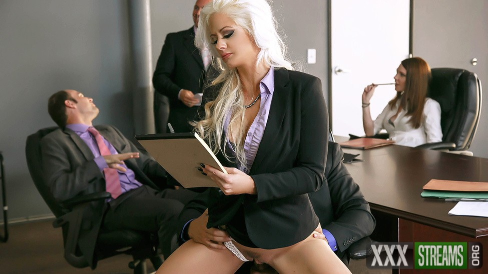 Holly Heart - The Meeting (BigTitsAtWork/Brazzers)