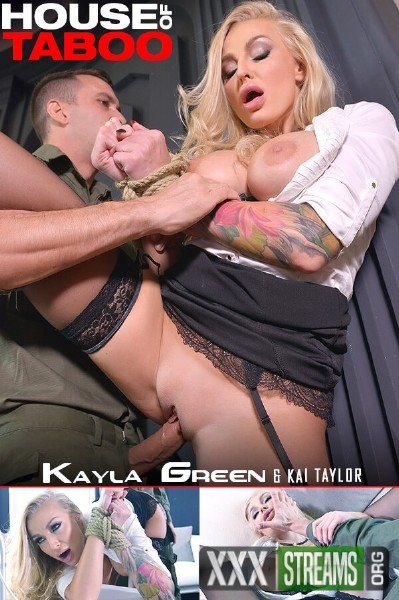 Kayla Green - Military-Grade Anal Penetration (2017/HouseOfTaboo/DDFNetwork/SD)