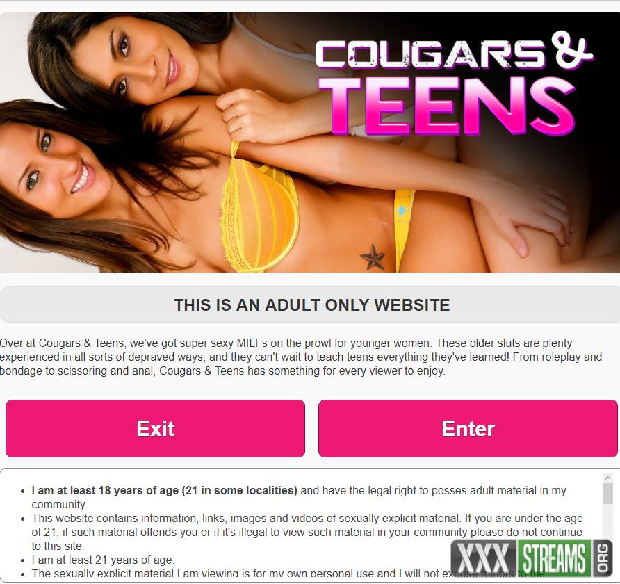 CougarsandTeens.com – SiteRip