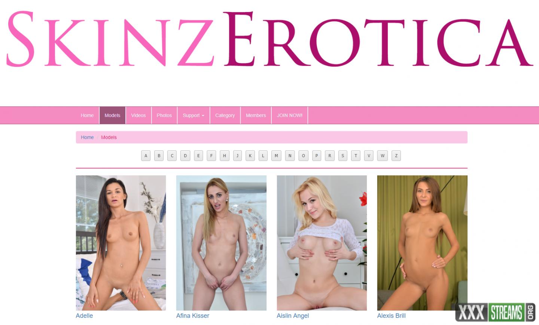 SkinzErotica.com – SITERIP