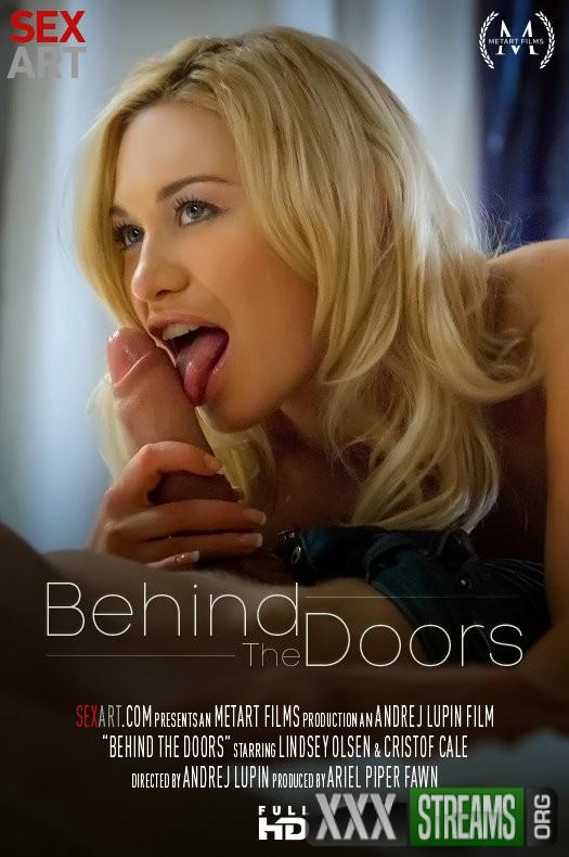 Lindsey Olsen - Behind the Door (SexArt/MetArt)