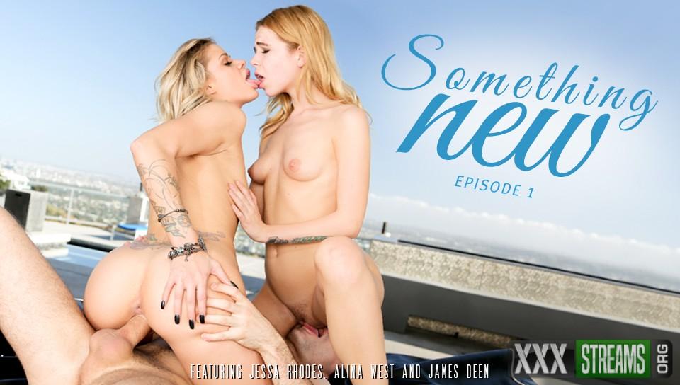 Jessa Rhodes, Alina West - Something New, Episode 1 (EroticaX)