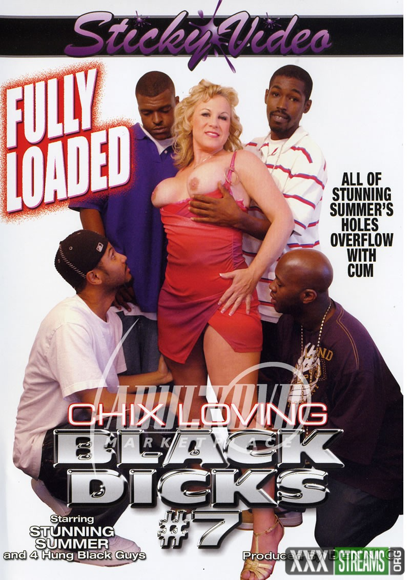 Chix Loving Black Dicks