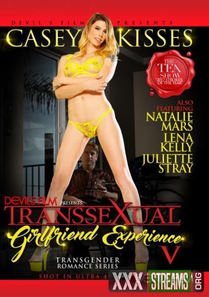 Transsexual Girlfriend Experience 5 (2017/WEBRip/SD)
