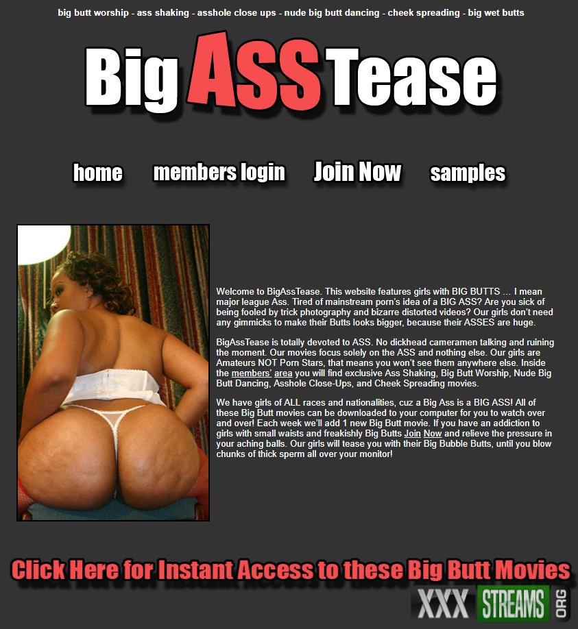 Bigasstease videos
