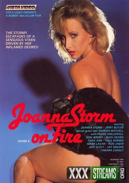 Joanna Storm On Fire (1986/DVDRip)