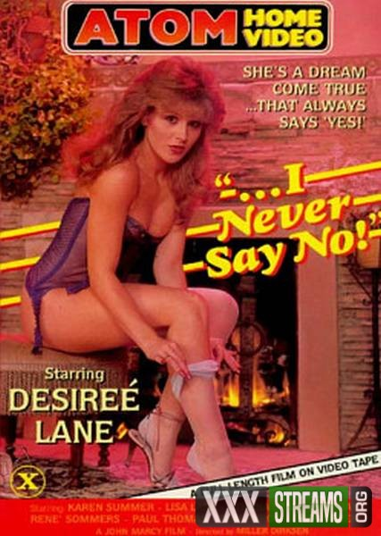 I Never Say No (1984/DVDRip)