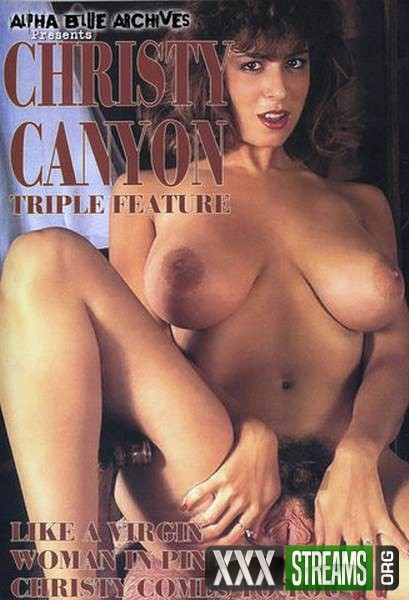 Christy Canyon Triple Feature Christy Comes To You (1986/VHSRip)