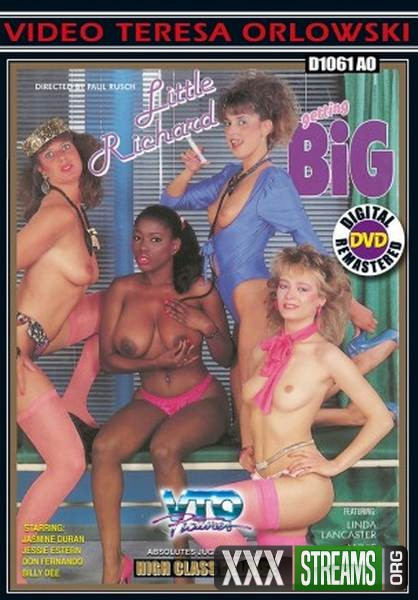 Little Richard Getting Big (1989/DVDRip)