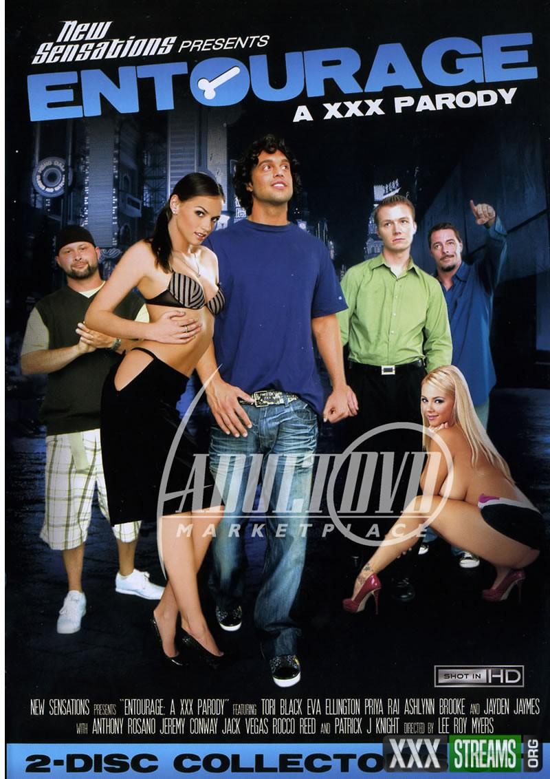 Entourage A XXX Parody