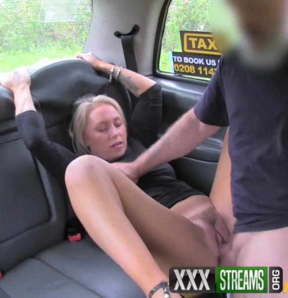 Nova Shields - Blondes tight holes fucked in cab (FakeTaxi/FakeHub/2017/SD)
